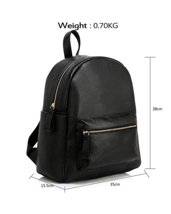 AG00186C black-backpack shoulder bag 4