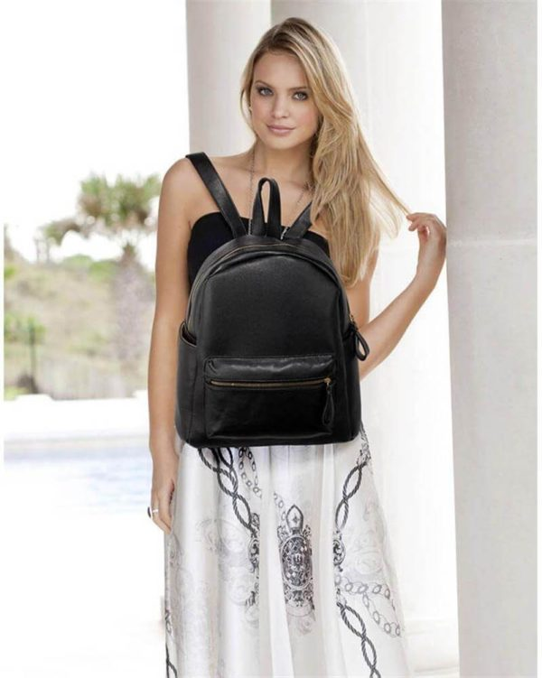 AG00186C black-backpack shoulder bag 7