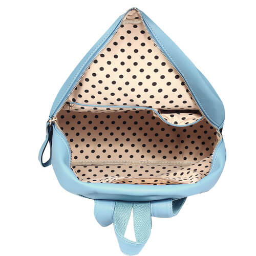 Blue Fashion Backpack