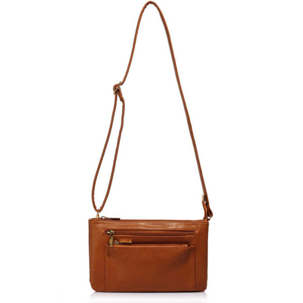 Brown Shoulder Cross Body Bag