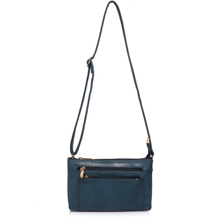 Navy Shoulder Cross Body Bag