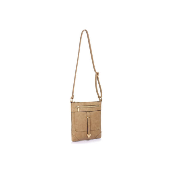 Taupe-Buckle-Detail-Crossbody-Bag-LS00481 -1