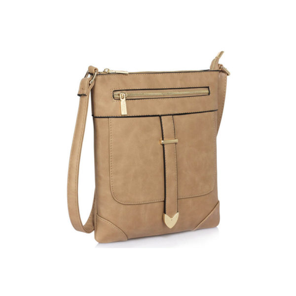 Taupe-Buckle-Detail-Crossbody-Bag-LS00481 1000