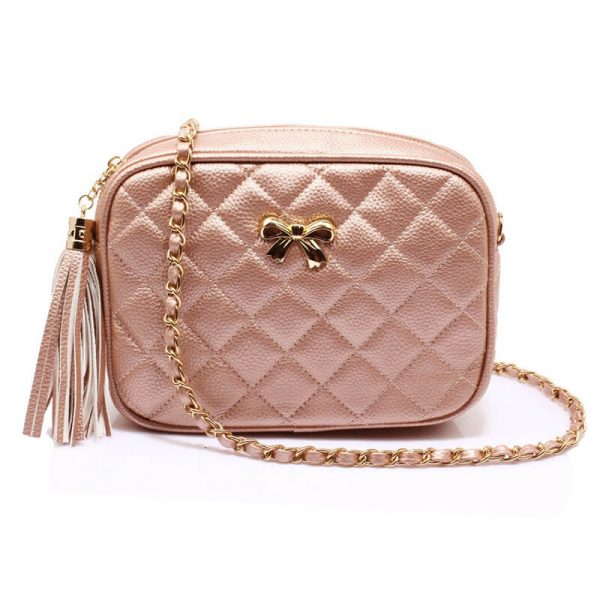 AG00540 – Champagne Cross Body Shoulder Bag_1_