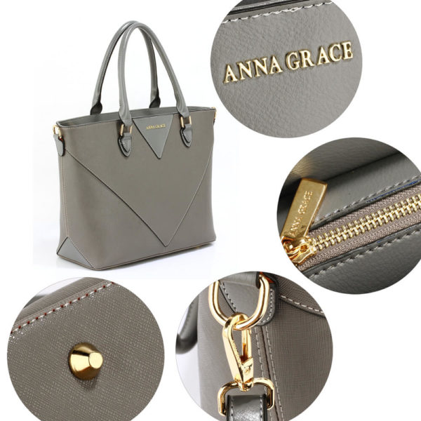 anna grace grey tote bags shopping online in pakistan