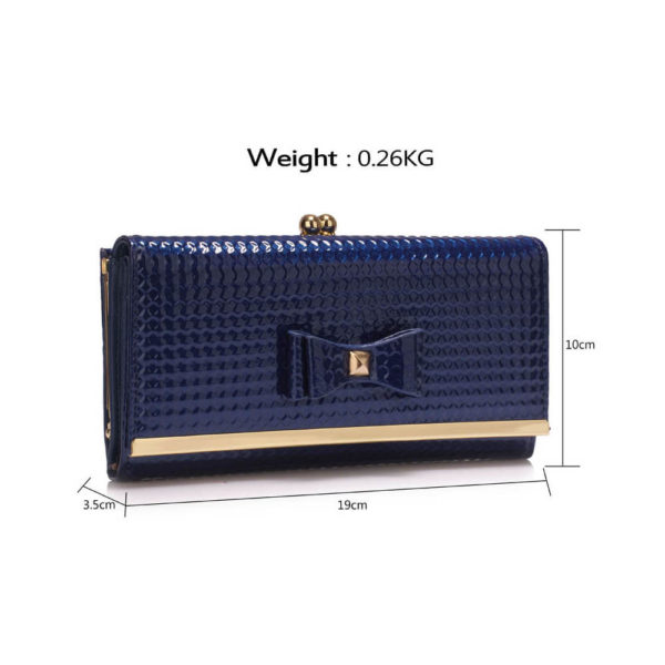 bow tie navy ladies wallets online shopping in pakistan