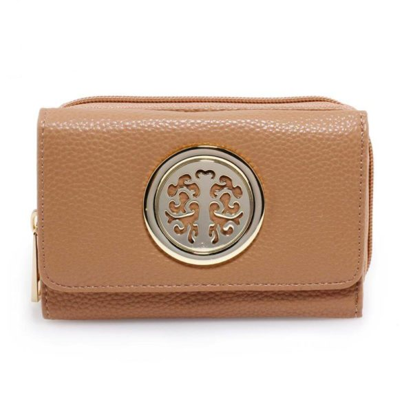 agp1052a – nude purse wallet with metal decoration_1_