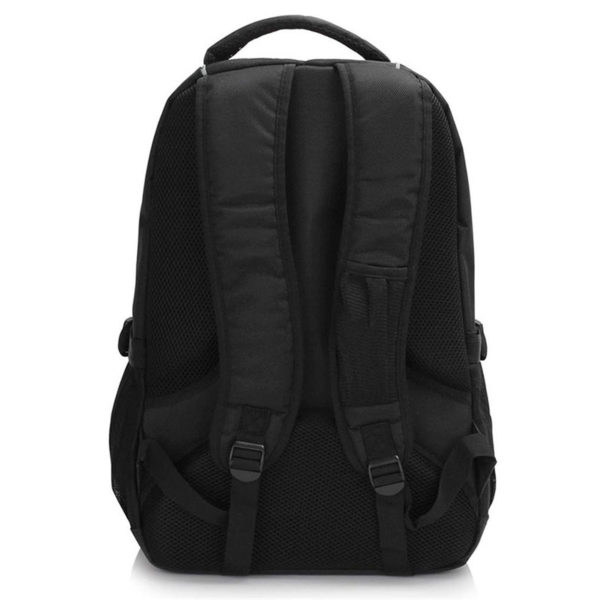 ls00444 – backpack rucksack school bag black1