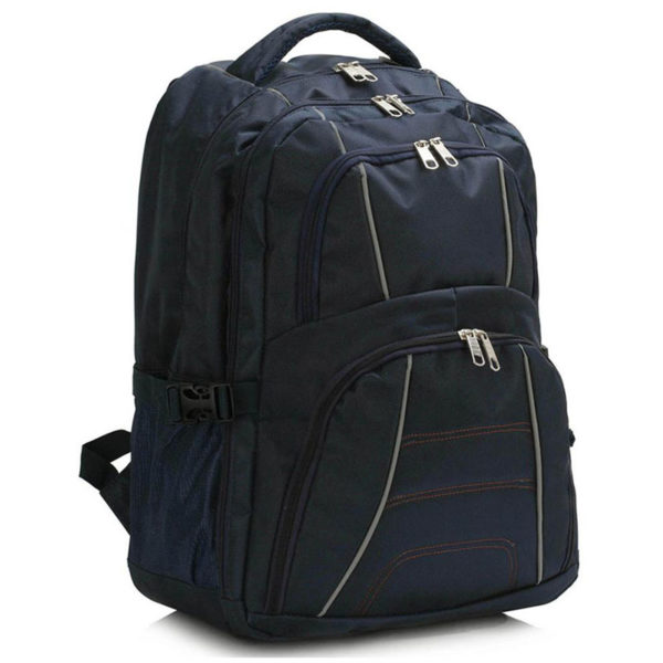 ls00444 – backpack rucksack school bag navy