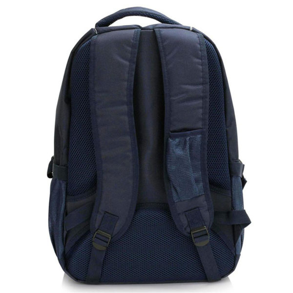ls00444 – backpack rucksack school bag navy1