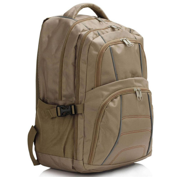 ls00444 – backpack rucksack school bag nude