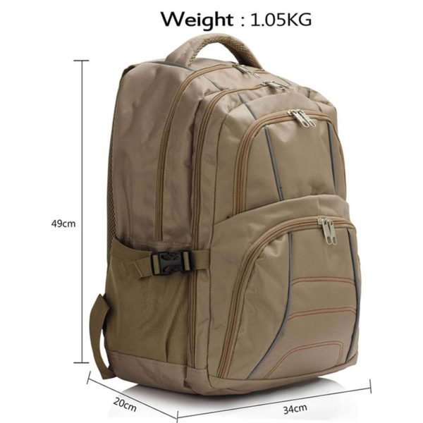 ls00444 – backpack rucksack school bag nude2