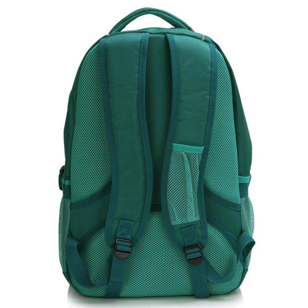 ls00444 – backpack rucksack school bag teal 1