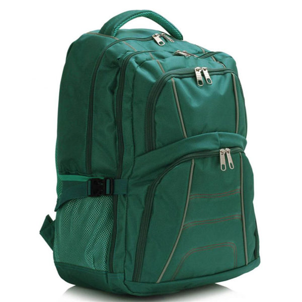 ls00444 – backpack rucksack school bag teal
