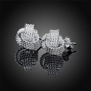 stud plated earring small size