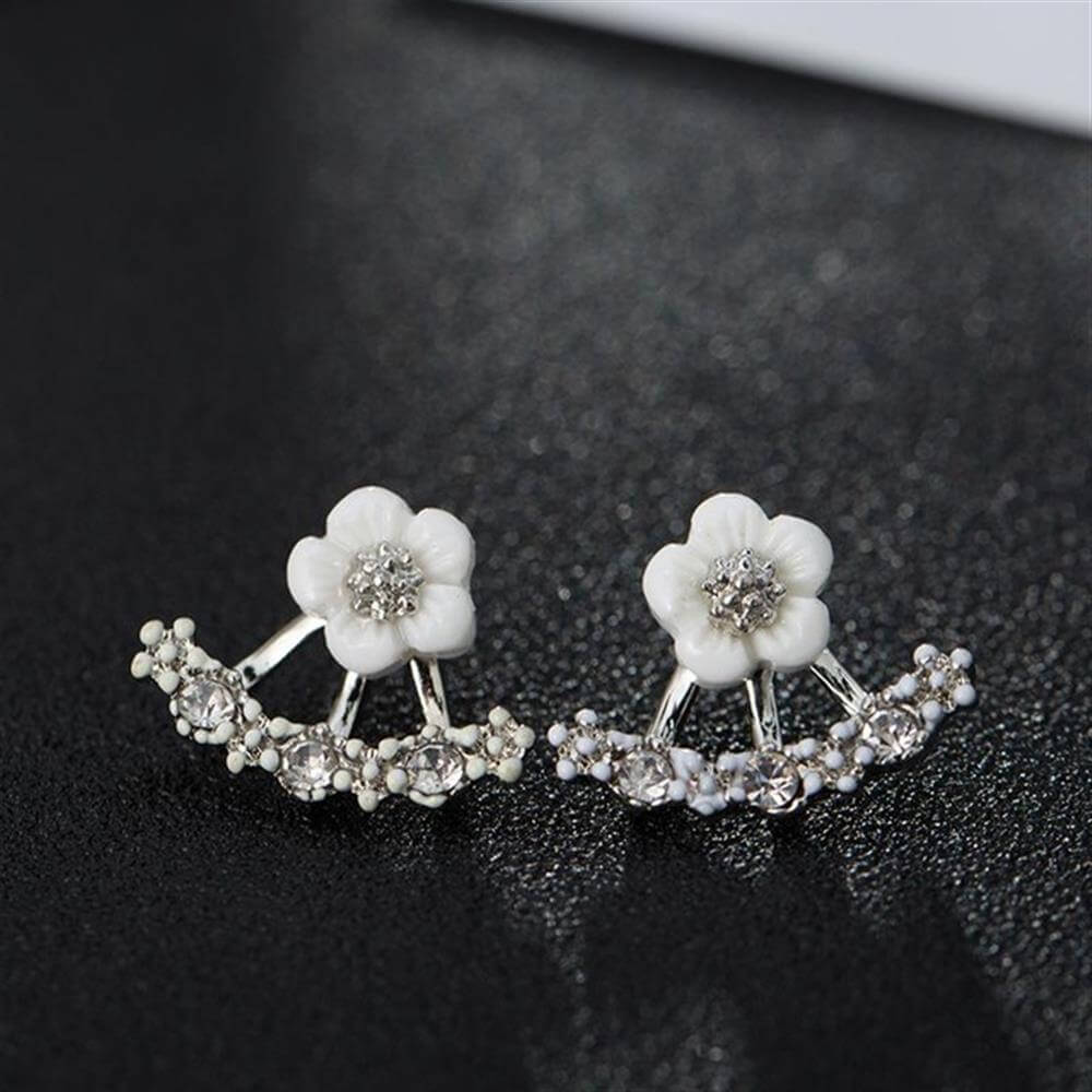 Flower Stud Earring For Women