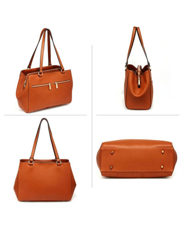 ag00526 front pockets tote bag brown_3_