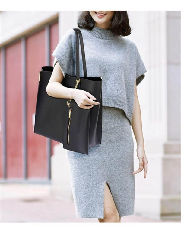 ag00549 – black tote bag with removable pouch_6_