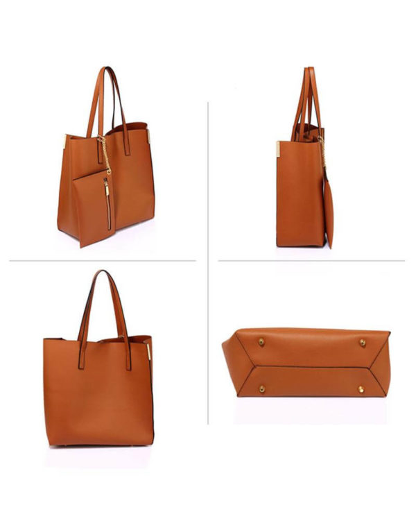 ag00549 – brown tote bag with removable pouch_3_