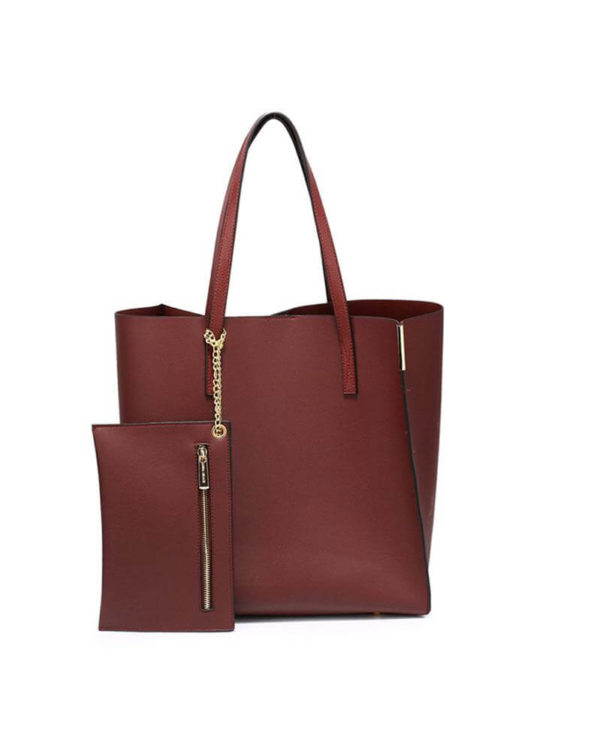 ag00549 – burgundy tote bag with removable pouch_1_