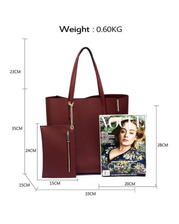 ag00549 – burgundy tote bag with removable pouch_2_