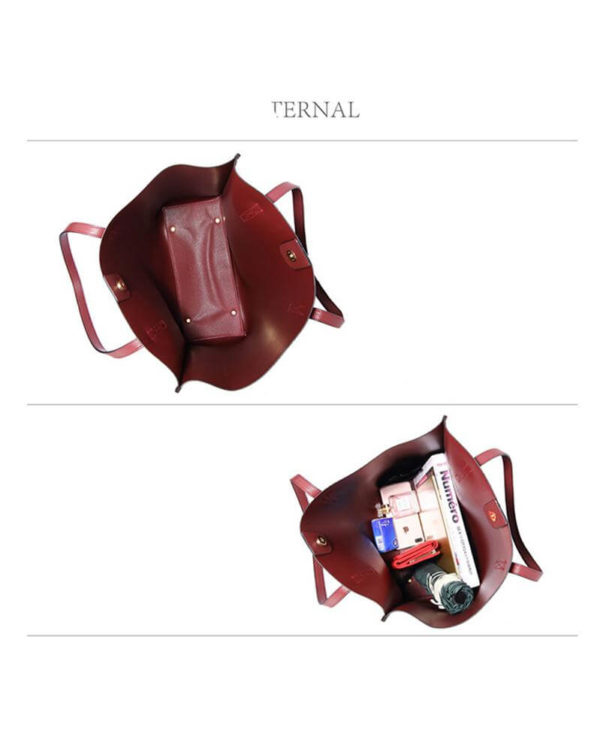 ag00549 – burgundy tote bag with removable pouch_4_