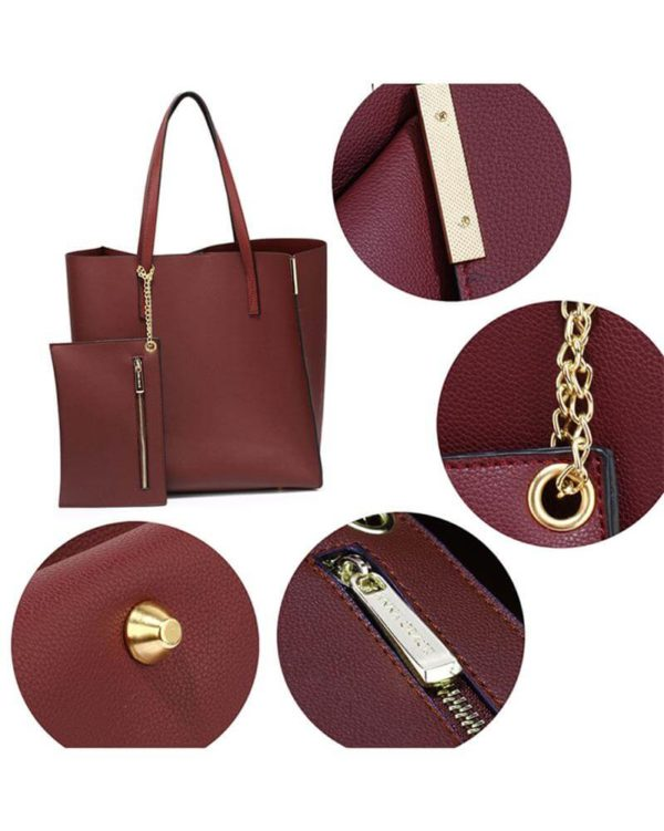 ag00549 – burgundy tote bag with removable pouch_5_