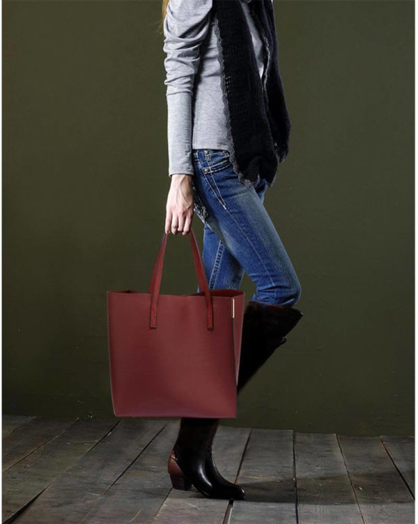 ag00549 – burgundy tote bag with removable pouch_6_