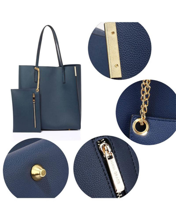 ag00549 – navy tote bag with removable pouch_5_