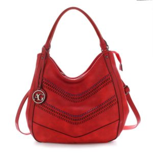 Anna Grace Hobo Shoulder Bag
