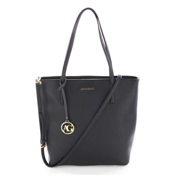 ag00564 black – anna grace large tote shoulder bag_1_