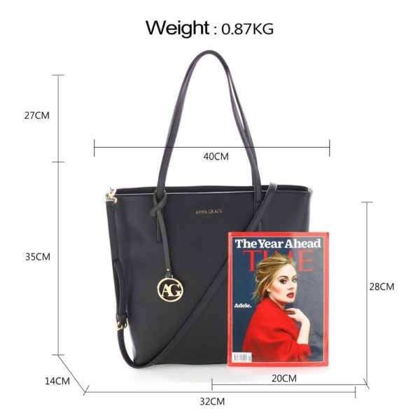 ag00564 black – anna grace large tote shoulder bag_2_