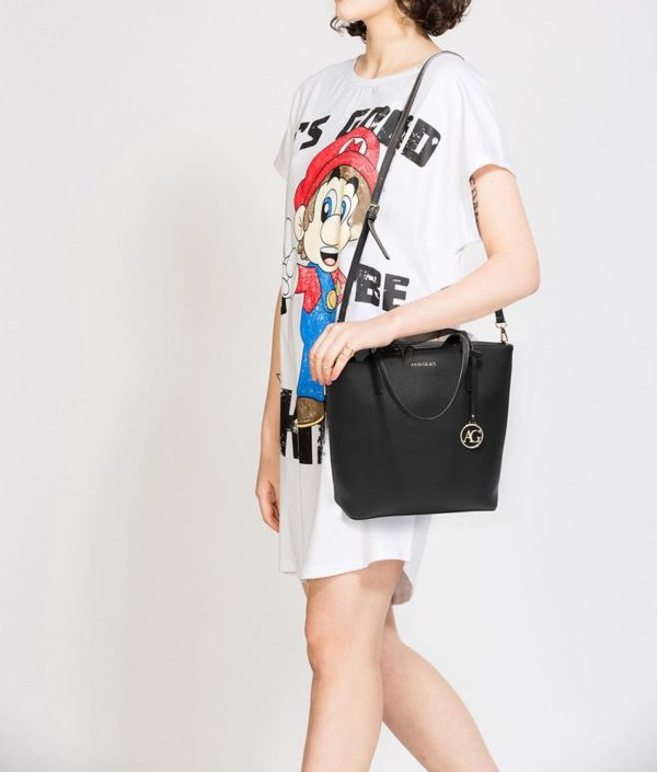 ag00564 black – anna grace large tote shoulder bag_6_