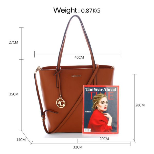 ag00564 brown – anna grace large tote shoulder bag_2_