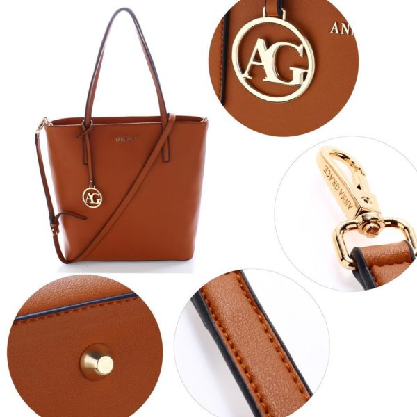 ag00564 brown – anna grace large tote shoulder bag_5_