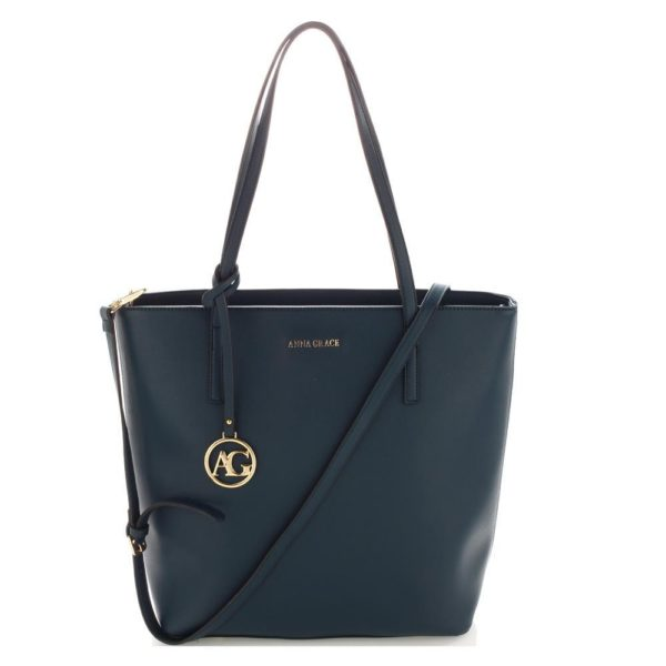 ag00564 navy – anna grace large tote shoulder bag_1_