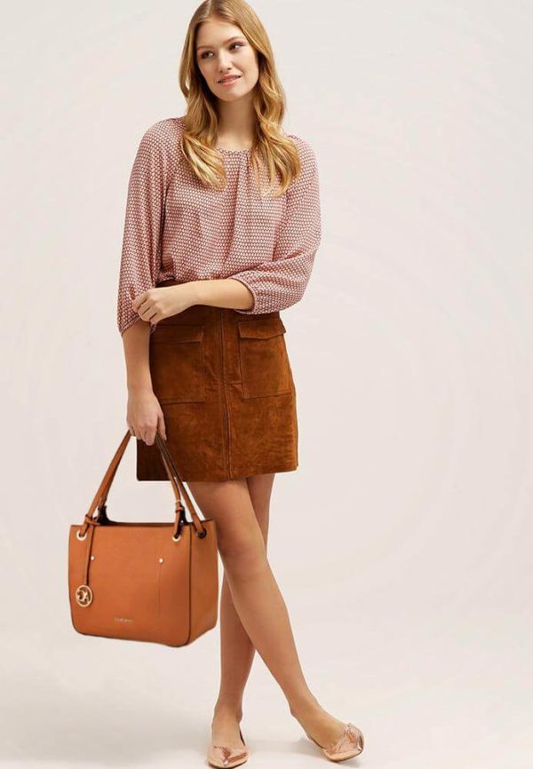 ag00570 – brown anna grace fashion tote handbag__6_