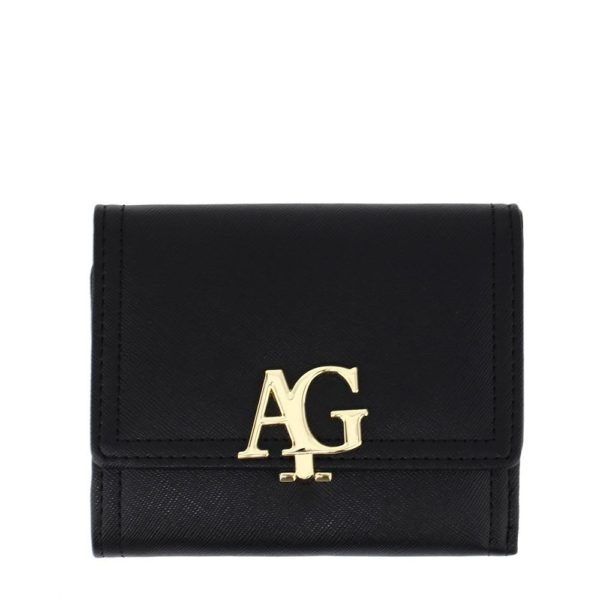 agp1086-black-flap-purse-wallet-with-gold-metal-work__1_