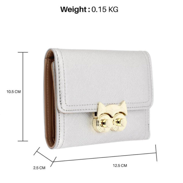 agp1090-silver-purse-wallet-with-gold-metal-work__2_