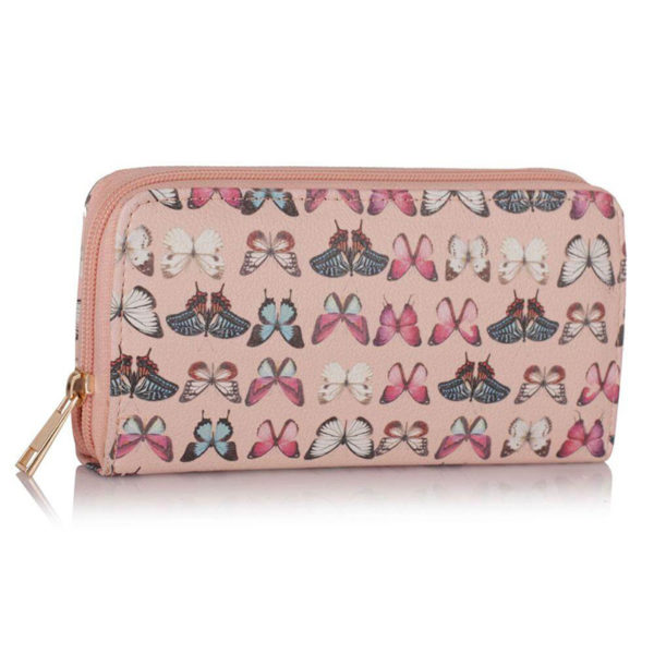 lsp1049-nude-butterfly-design-purse-wallet