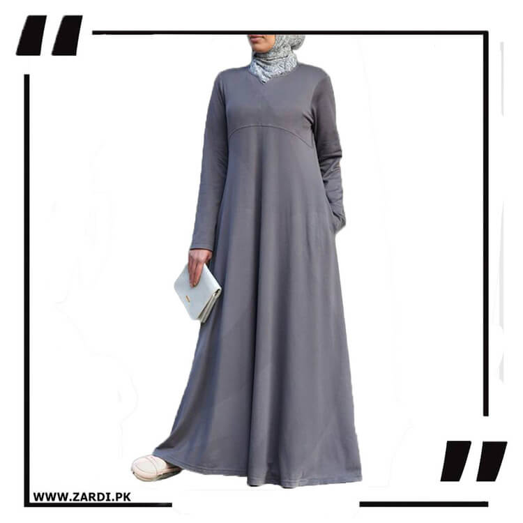 Layered Abaya New Design