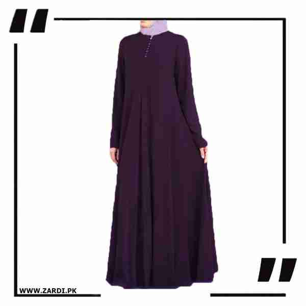 AA25 purple Airline Maxi with Front Platelets