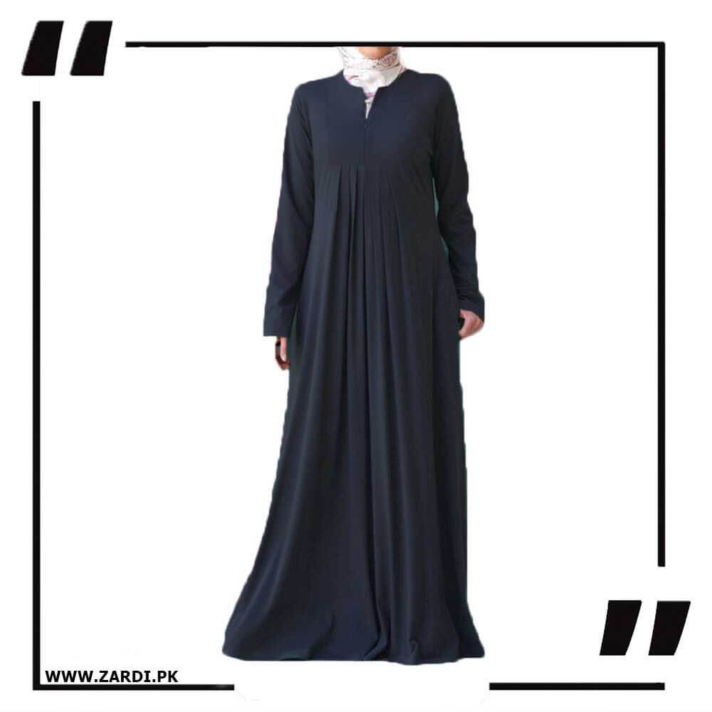 Haze V Cut Neck Abaya