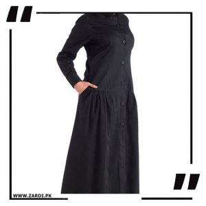 Pocket Coat Abaya