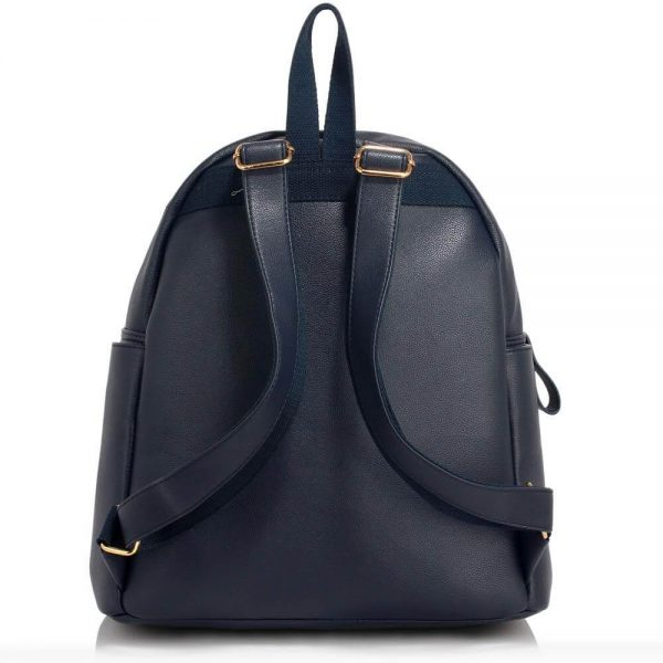 LS00186C-Ladies Backpack with front pocket- Navy___2_