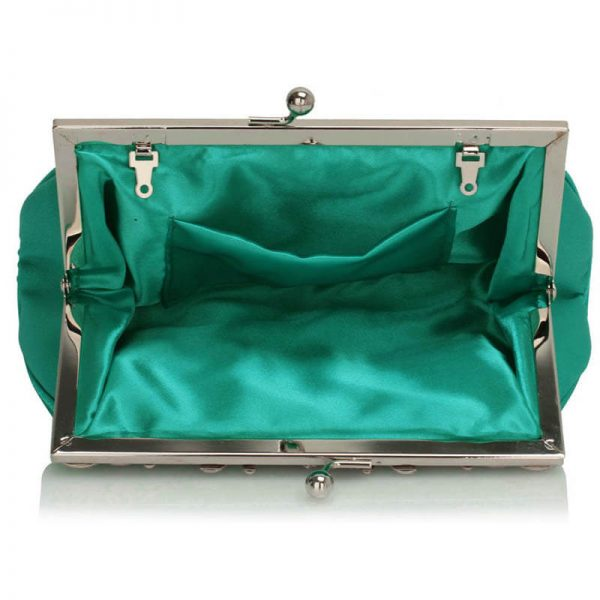LSE0098 – Turquoise Crystal Evening Clutch Bag_(2)