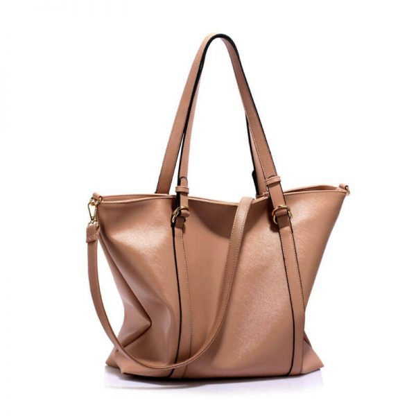 Nude Handbag For Women – LS00413_(2)