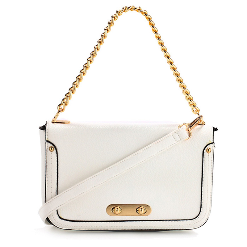 White Cross Body Shoulder Bag