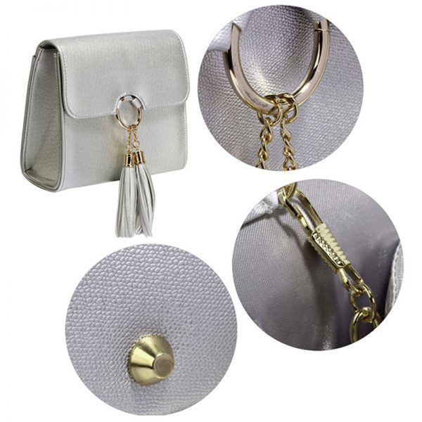 agc00348-silver-flap-clutch-purse-with-tassel-5