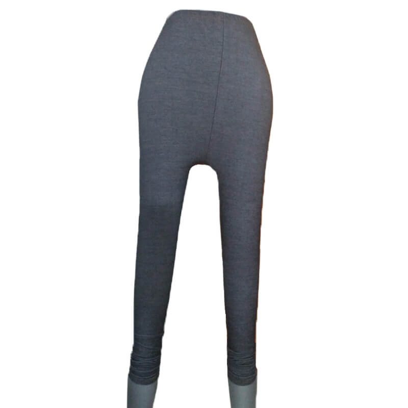 Black Denim Stretchable Ladies Leggings Tights